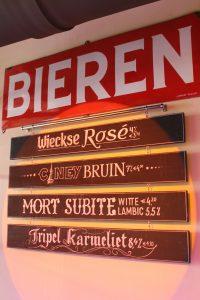Speciaalbieren op de tap bij Café Lalalaa in Den Bosch
