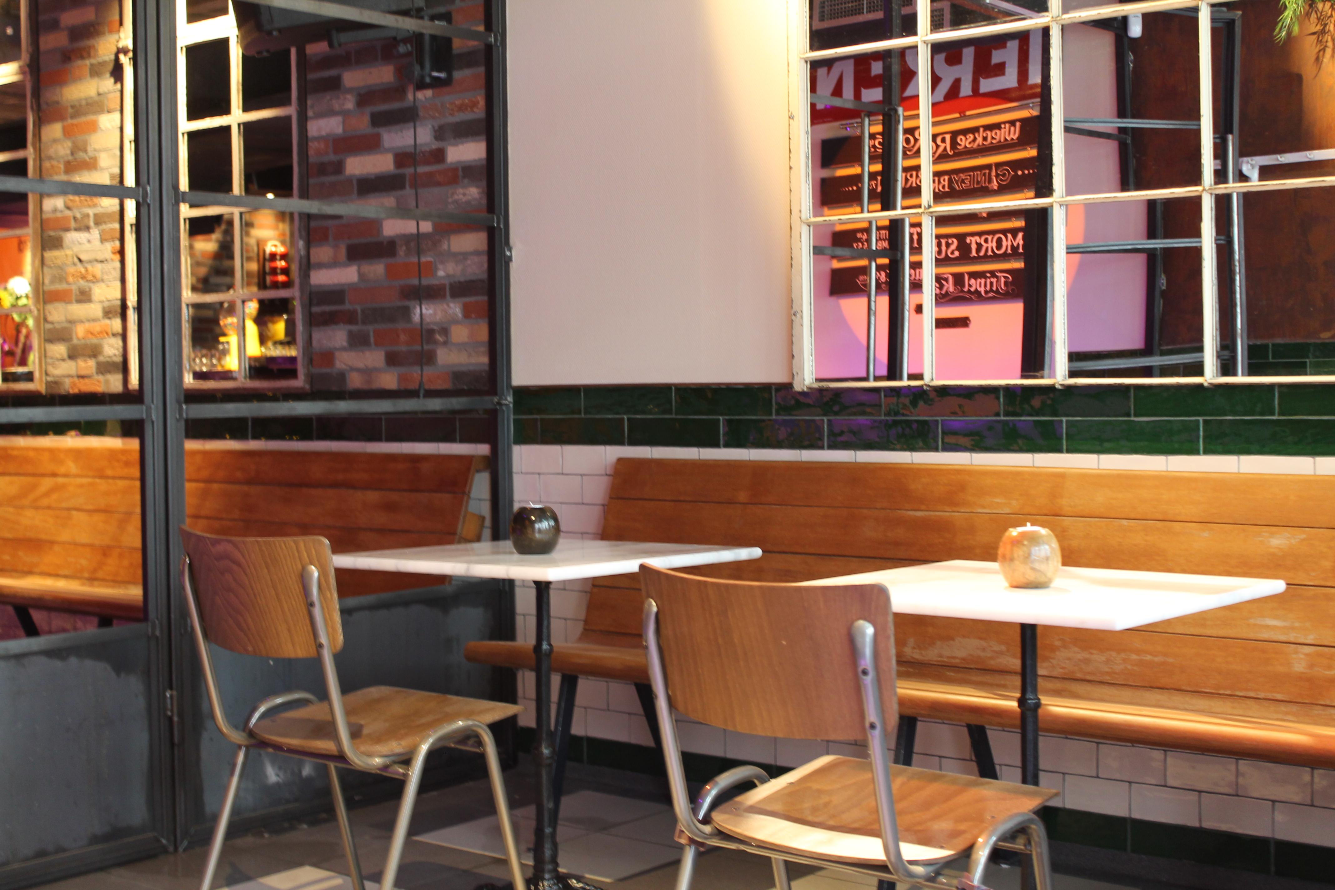 Eten en drinken in Café Lalalaa in Den Bosch