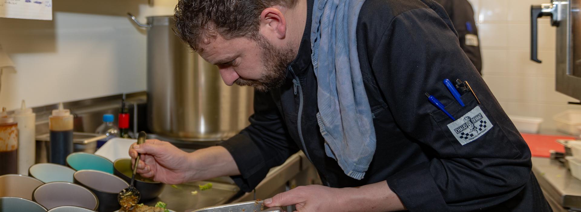 Café Lalalaa Den Bosch - chefkok